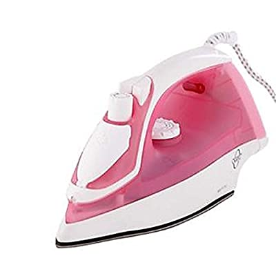 Orpat OEI-617-Pink 1200 Watts Steam Iron Pink