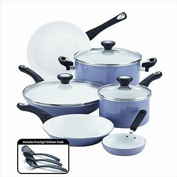 Farberware 12 Piece Nonstick Cookware