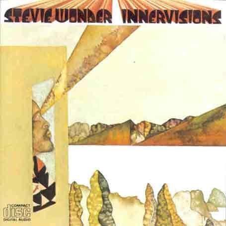 Stevie Wonder - Innervisions (W/Orig Art) - Zortam Music