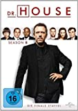 Dr. House - Staffel 1-8 (46 DVDs)