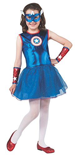 Rubie's Marvel Universe Classic Collection American Dream Costume, Child Small