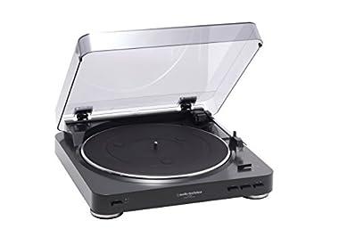 audio-technica ステレオターンテーブルシステム ブラック AT-PL300 BK