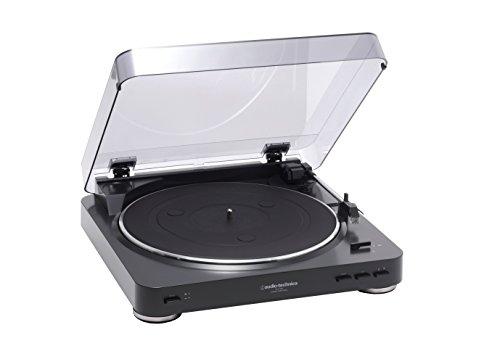 audio-technica ステレオターンテーブルシステム ブラック AT...
