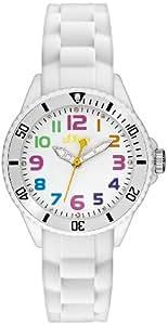 s.Oliver Unisex-Armbanduhr Analog Quarz Silikon SO-2430-PQ