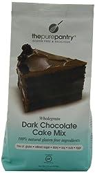 The Pure Pantry Cake Mix, Dark Chocolate, 21-Ounce