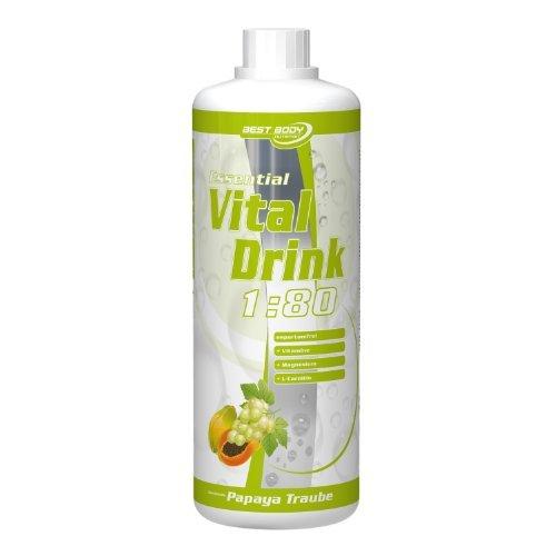 best-body-nutrition-essential-vital-drink-2-x-1000ml-2000ml-papaya-traube