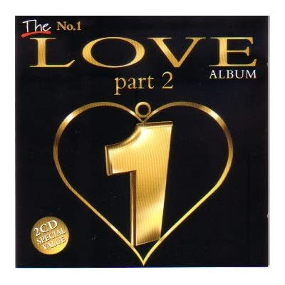 various artists the no 1 love album part 2 music. Black Bedroom Furniture Sets. Home Design Ideas