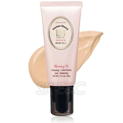 エチュードハウス Precious Mineral BB Cream Blooming Fit #N02 Light Beige 60g