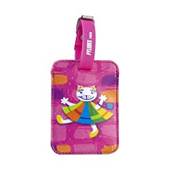 Pylones Luggage Tag (Kid - Cat)