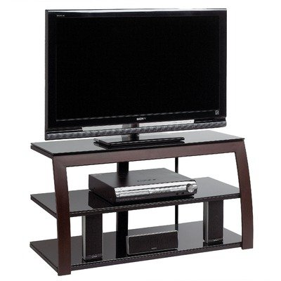 Cheap Brendan 52″ TV Stand in Satin Espresso (AV2448E)