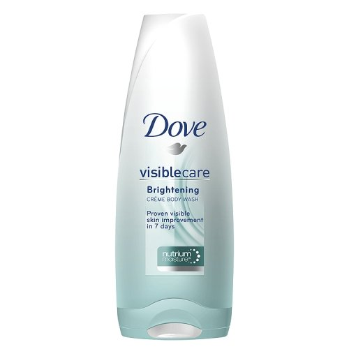 Dove Bodywash Visible Care Brightening 200 ml (Pack of 6)