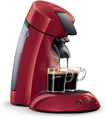 Senseo Original HD7817 - coffee makers (freestanding, Fully-auto, Pod coffee machine, Senseo, Coffee capsule, Coffee)