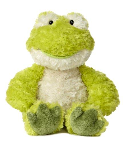"Aurora World Tubbie Wubbies Frascatti Frog Plush, 12"" Tall"