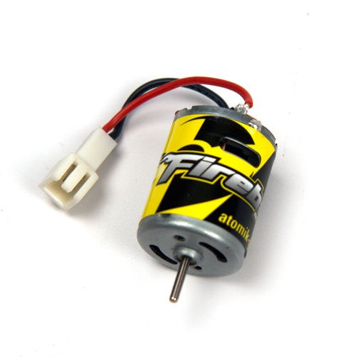 Atomik Fireball 1320 Micro 370 Mini RC Brushed Motor w/ Micro Molex Plug (Rc Micro Plug compare prices)
