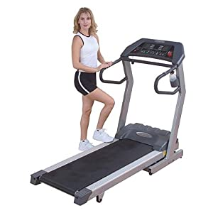 Endurance TF6iHRC Folding Treadmill with Heart Rate Control
