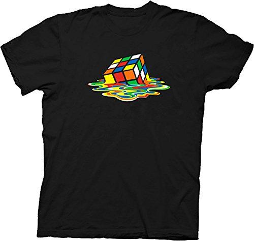 Rubik's Cube Melting Sheldon