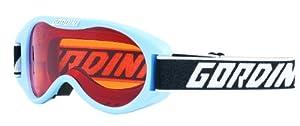 Gordini Little G2 Goggle (Gold, Baby Blue)