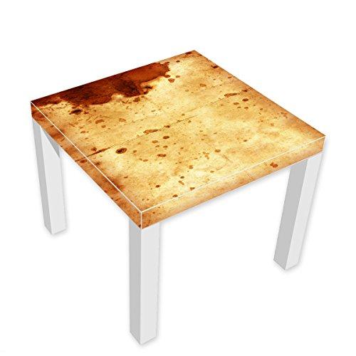 Designer-Tisch-Holzbalken-1a-traumhaftes-Design-schickes-Wohndesign-Beistelltisch-NEU-100IKTIS282