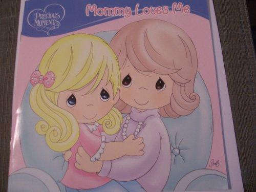 Mommy Loves Me (Precious Moments), Alex Barad