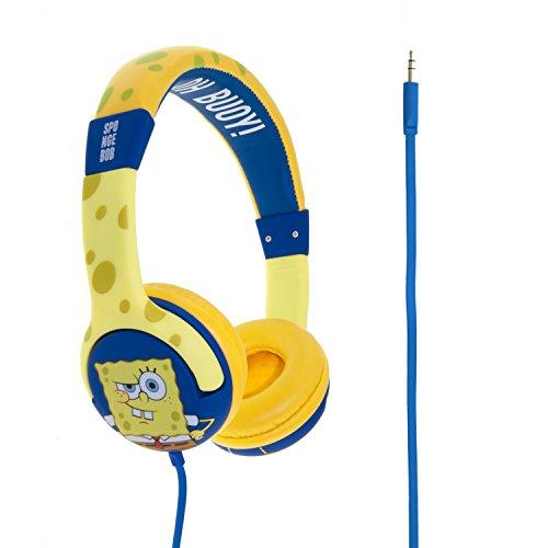 otl-sb0109-spongebob-squarepants-junior-headphone