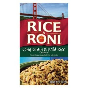 Amazon.com : Rice-a-roni Long Grain & Wild Rice 4.3 OZ