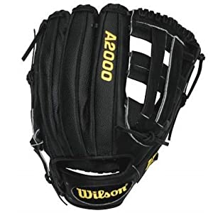 Wilson A2000 BB DW5 Superskin 12 inch Baseball Glove Right Handed Throw
