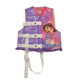 Stearns Child's Dora the Explorer Life Jacket
