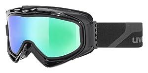 Uvex G.Gl 300 Take Off Polavision Ski Google - Black, Size 4