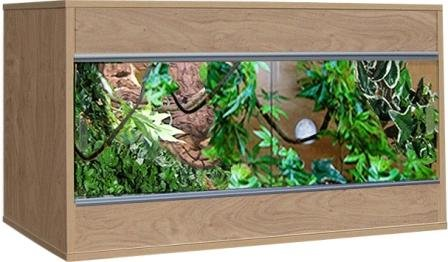 Hagen VivExotic VX36 Oak Vivarium