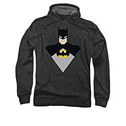 Batman Simple Bat Pull Over Hoodie