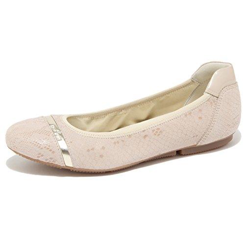 9777M ballerina HOGAN scarpe donna shoes woman beige [37]