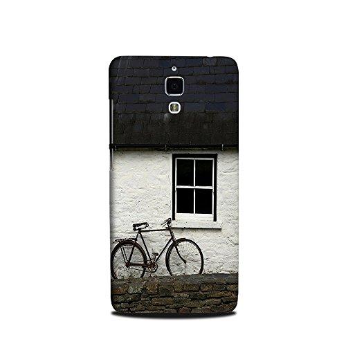 sale retailer e0e17 cdbb9 Xiaomi MI4 Back Cover - StyleO designer case and cover printed mobile back  cover Window cycle for Xiaomi Mi 4 (Tempered Glass Free)