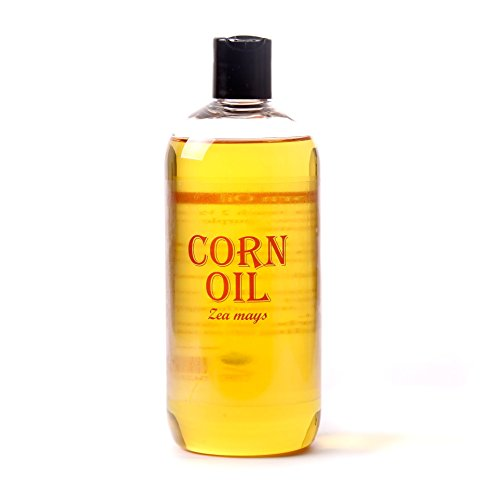 Mystic Moments Corn Carrier Oil 100% Pure 500ml