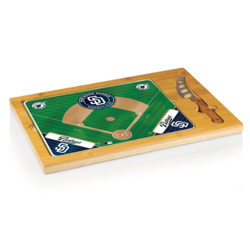 Mlb San Diego Padres Icon Cheese Set (3-Piece)