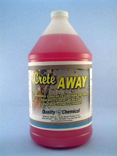 Crete Away - 4 X 1 Gallon Case front-548997