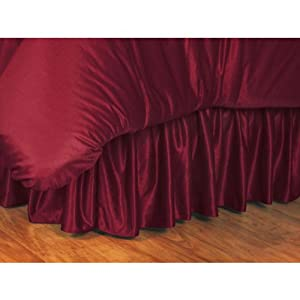 South Carolina Gamecocks NCAA Locker Room Collection Bed Skirt by Sports Coverage