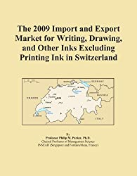 The 2009 Import and Export Market for Writing, Drawing, and Other Inks Excluding Printing Ink in Switzerland