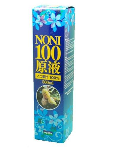 サプリックスノニ stock solution 100% 500 ml