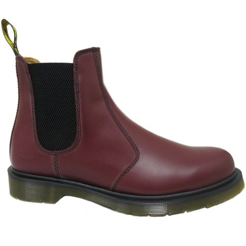 7774ddce51d The Features Men s Cherry Red Doc Martens 2976 Airwair Chelsea Ankle Boots  Size US 11 -
