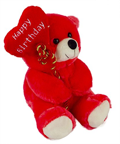Dhoom-Soft-Toys-Teddy-Bear-Happy-Birthday-Red-20-CM