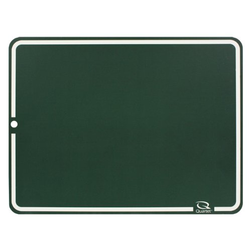 Quartet Education Green Chalk Lap Board, 9 x 12 Inches (B12-900982A) - 1