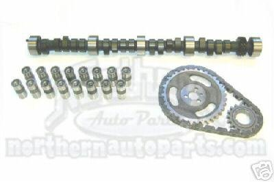 Chevy 350 1969-1980 Cam Kit camshaft lifters timing set (350 Chevy Engine Cam compare prices)