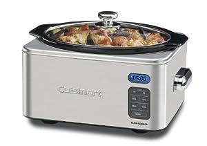 Cuisinart PSC650C 6.5-quart Programmable Slow Cooker