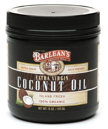 Barleans Organic Oils Extra Virgin Coconut Oil