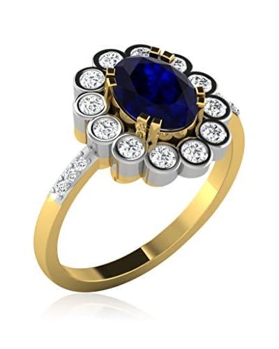 Diamant Vendome Ring gelbgold