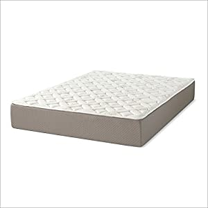 Amazon Hampton and Rhodes 12 inch Quilted Gel Memory