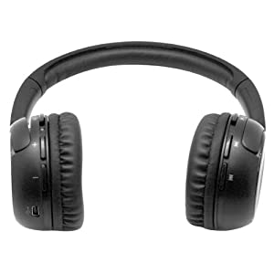 hype hy 981 ultra slim bluetooth stereo headphone electronics. Black Bedroom Furniture Sets. Home Design Ideas