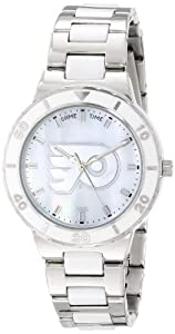 Game Time Ladies NHL-PEA-PHI Philadelphia Flyers Watch by Game Time