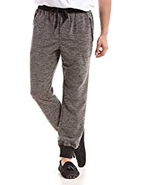 Shuffle Men's Comfy Tapered Fit Joggers