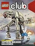 Lego Club Magazine September October 2014 Starwars Single Issue